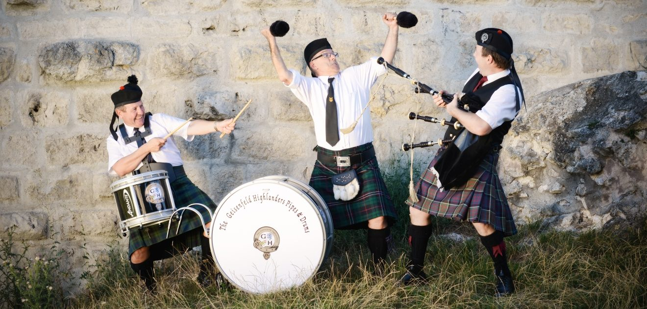 The Geisenfeld Highlanders